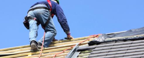 sécurité des travailleurs en hauteur